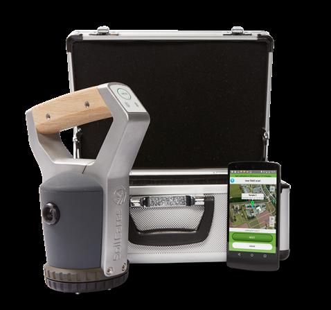 Agrocares scanner
